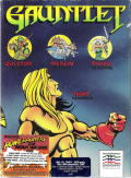 Gauntlet per PC MS-DOS