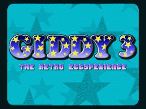 Giddy 3: The Retro Eggsperience per PC MS-DOS