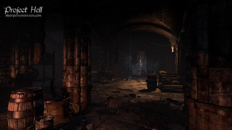 Da una mod di Dead Island nasce Project Hell: prime immagini