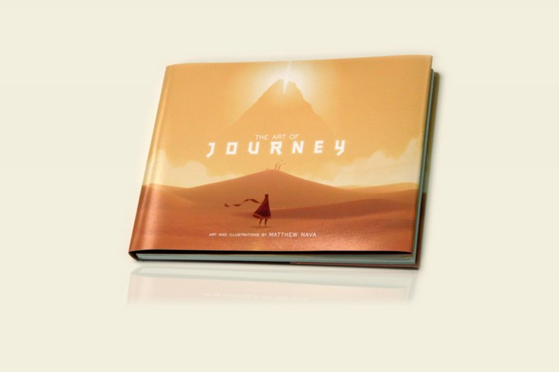 Disponibile l'artbook di Journey illustrato da Matt Nava