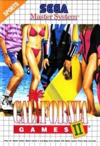 California Games 2 per Sega Master System