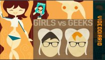 Girls vs Geeks: A Love Story - GamesCom 2012