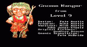 Gnome Ranger per PC MS-DOS