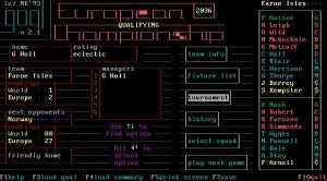 Goal II per PC MS-DOS