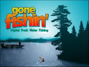 Gone Fishin' per PC MS-DOS