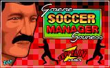 Graeme Souness Soccer Manager per PC MS-DOS