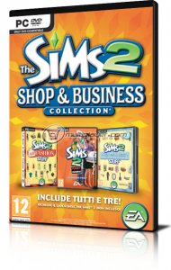 The Sims 2: Funky Business (The Sims 2: Open for Business) per PC Windows