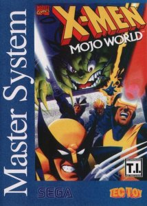 X-Men 3: Mojo World per Sega Master System