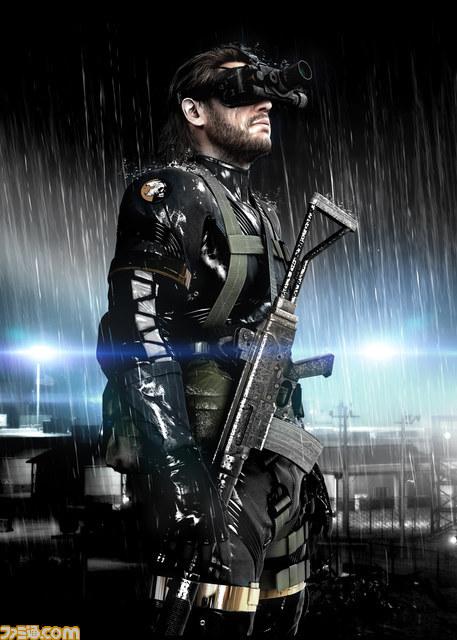 [Aggiornata] Kojima annuncia Metal Gear Solid: Ground Zeroes
