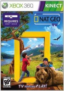 Kinect Nat Geo TV per Xbox 360
