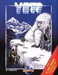 Yeti per Sinclair ZX Spectrum
