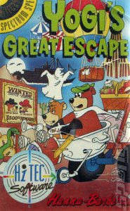 Yogi's Great Escape per Sinclair ZX Spectrum