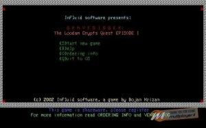 Gravedigger per PC MS-DOS