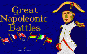 Great Napoleonic Battles per PC MS-DOS