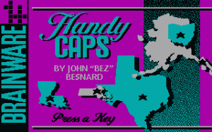 Handy Caps per PC MS-DOS