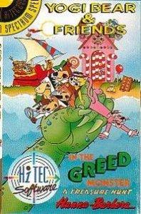 Yogi Bear & Friends: The Greed Monster per Sinclair ZX Spectrum
