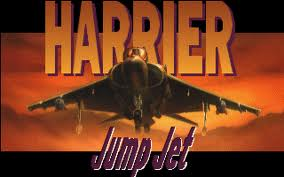 Harrier Jump Jet per PC MS-DOS