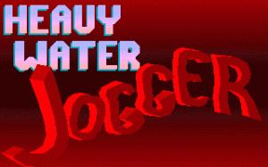 Heavy Water Jogger per PC MS-DOS