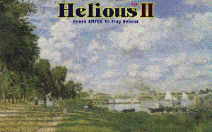 Helious II per PC MS-DOS