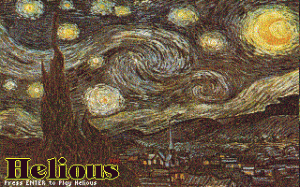Helious per PC MS-DOS