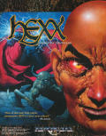 Hexx: Heresy of the Wizard per PC MS-DOS