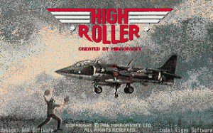 High Roller per PC MS-DOS
