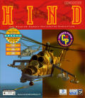 HIND: The Russian Combat Helicopter Simulation per PC MS-DOS