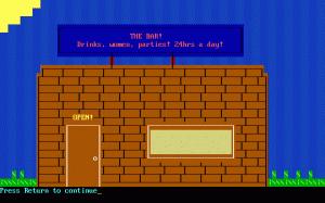 Hippy's Quest per PC MS-DOS