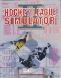 Hockey League Simulator 2 per PC MS-DOS
