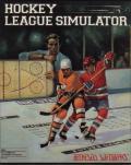 Hockey League Simulator per PC MS-DOS