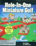 Hole-In-One Miniature Golf per PC MS-DOS