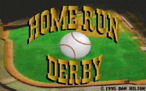 Home Run Derby per PC MS-DOS