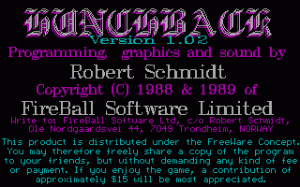 Hunchback per PC MS-DOS
