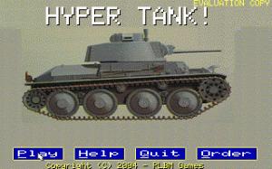 Hyper Tank per PC MS-DOS