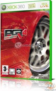 Project Gotham Racing 4 per Xbox 360