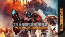 Transformers: La Caduta di Cybertron - Superdiretta del 3 settembre 2012