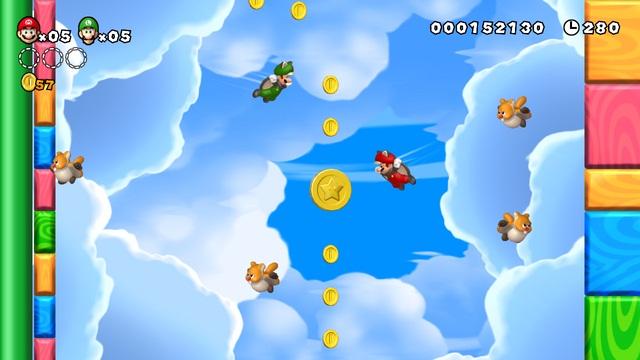 Niente grafica a 1080p per New Super Mario Bros. U?