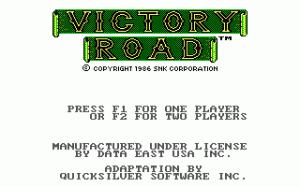 Ikari Warriors II: Victory Road per PC MS-DOS