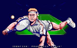I Play 3D Tennis per PC MS-DOS