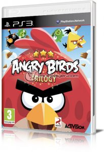 Angry Birds Trilogy per PlayStation 3