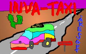 Inva-taxi per PC MS-DOS