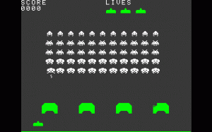 Invaders 1978 per PC MS-DOS