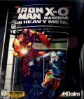 Iron Man / X-O Manowar in Heavy Metal per PC MS-DOS