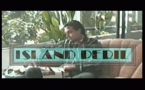 Island Peril per PC MS-DOS