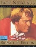 Jack Nicklaus Golf & Course Design: Signature Edition per PC MS-DOS