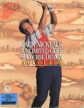 Jack Nicklaus' Unlimited Golf & Course Design per PC MS-DOS