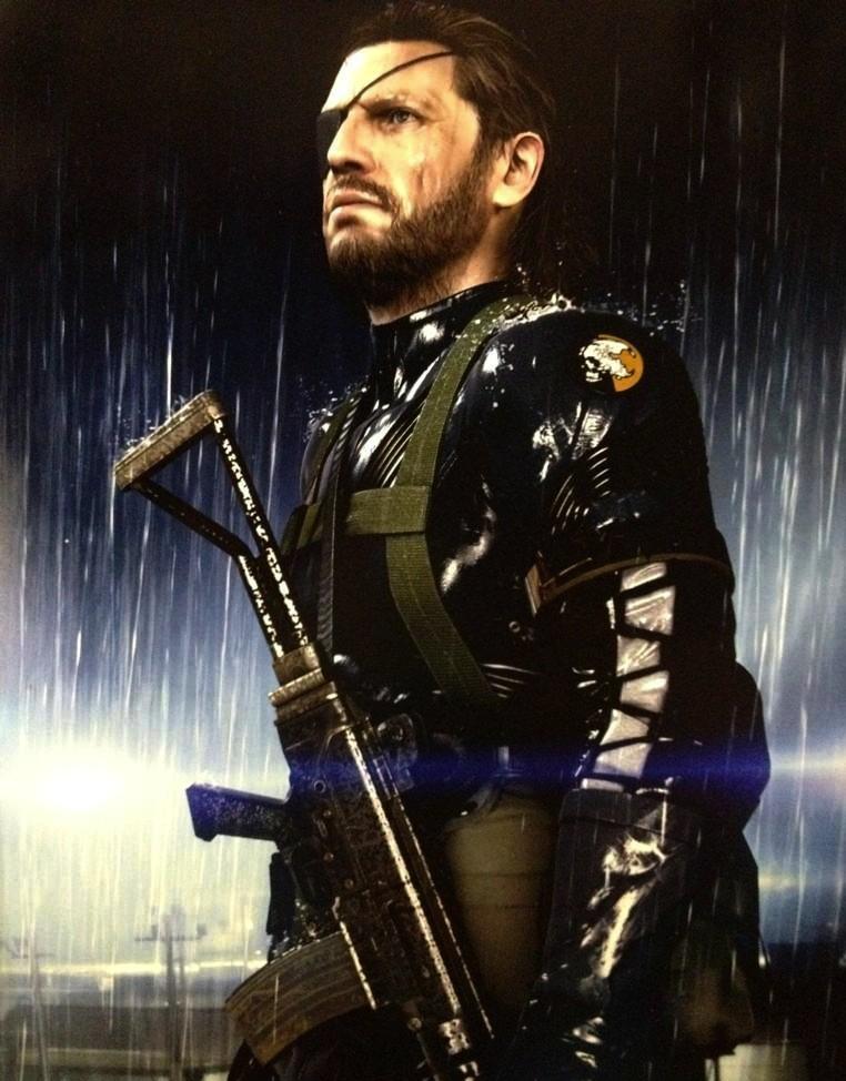 Metal Gear Solid: Ground Zeroes - Snake non è così vecchio, ecco le prove tricologiche