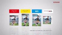 Pro Evolution Soccer 2013 - Trailer delle versioni Wii e Nintendo 3DS
