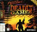 Jagged Alliance: Deadly Games per PC MS-DOS