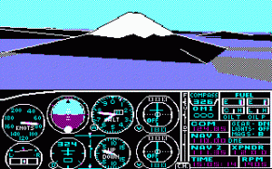 Japan Scenery Disk per PC MS-DOS
